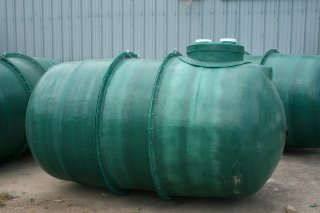 Custom Water and Septic Tanks