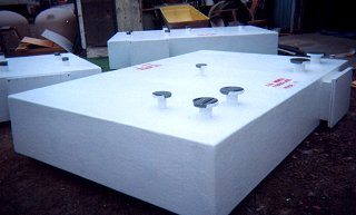 Custom Reinforced Storage Tanks